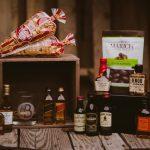 BroBasket Whiskey Sampler Boxes and Gift Baskets
