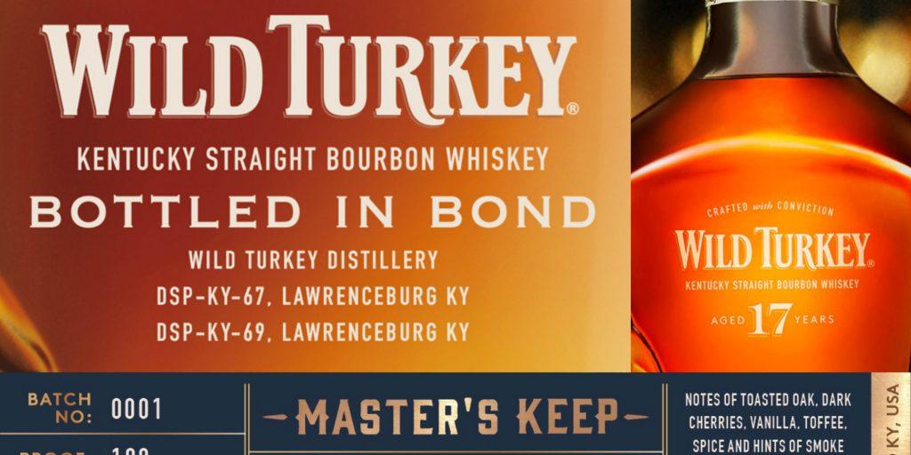 Wild Turkey Master's Keep 17 Year