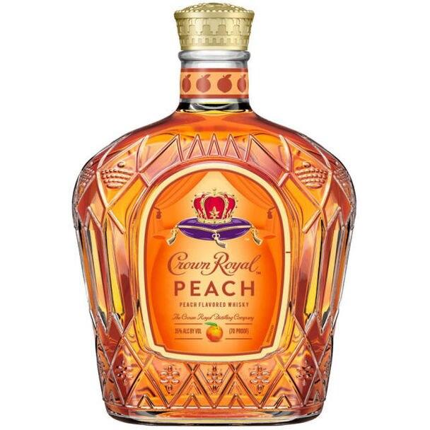 Crown Royal Peach in NC