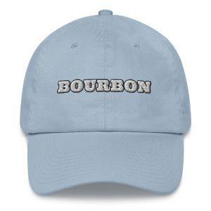 """Bourbon"" Embroidered Data Hat"