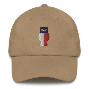 NC Whiskey Logo Dad Hat