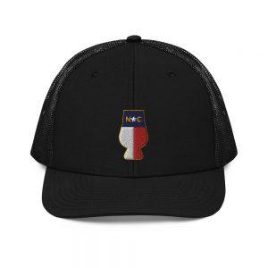 NC Whiskey Logo Richardson 112 Trucker Hat