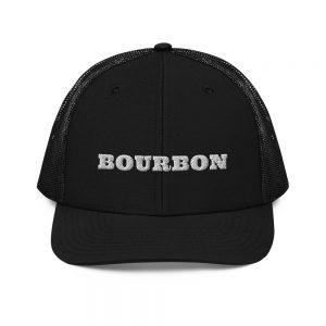 Bourbon Text Richardson 112 Trucker Hat