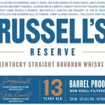 Russell's Reserve 13 Year Barrel Proof Bourbon