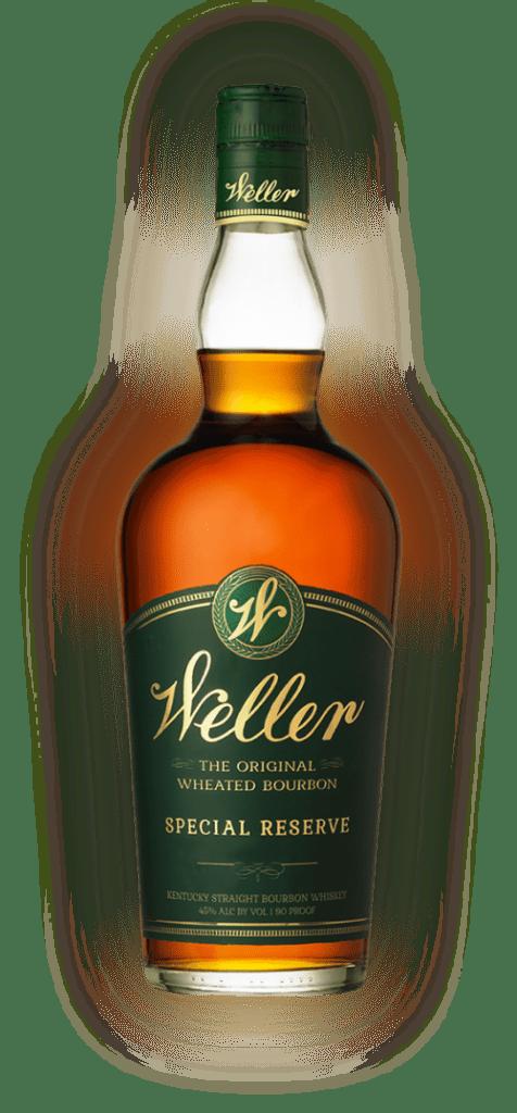 w l weller special reserve original wheated bourbon