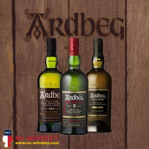 Ardbeg Scotch Whisky