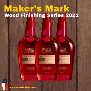 Maker's Mark Wood Finishing Series FAE-01