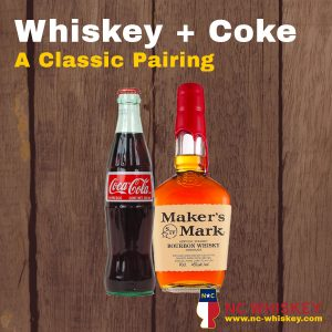 best whiskey to mix with coke