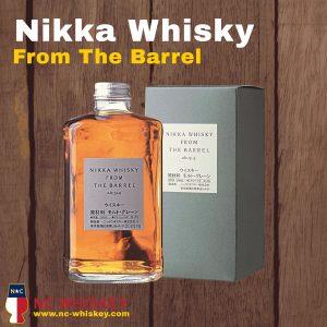 Nikka Whiskey From The Barrel North Carolina